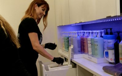 Inspired by no-straw movement, salon becomes ocean-friendly and virtually waste-free